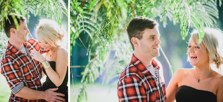 brisbane engagement portraits