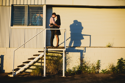 brisbane engagement photography