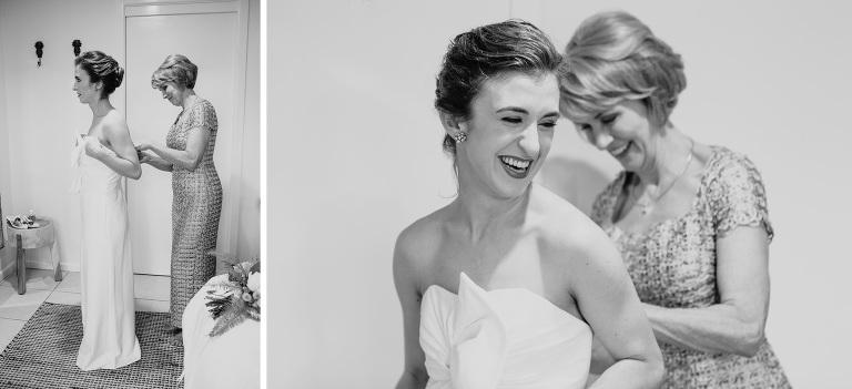 bride preparation photos
