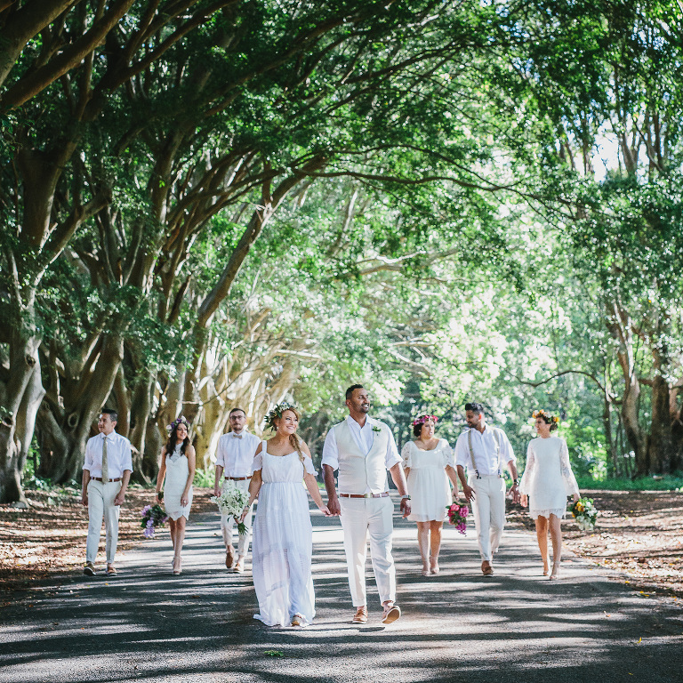 byron bay wedding photos